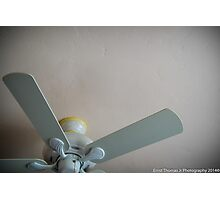 Ceiling Fan Photographic Print
