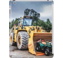Big Boys Off-Road Toys  iPad Case/Skin