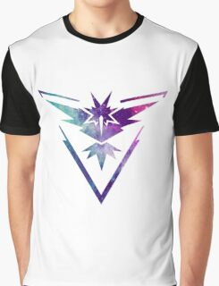 TEAM INSTINCT - COLORFUL GALAXY Graphic T-Shirt