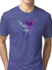 TEAM INSTINCT - COLORFUL GALAXY Tri-blend T-Shirt