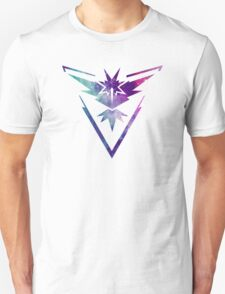 TEAM INSTINCT - COLORFUL GALAXY Unisex T-Shirt