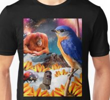 Only the Bird Forgives Unisex T-Shirt