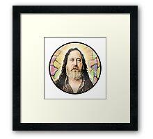 Our GNU Saviour Framed Print