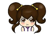 Tales of the Abyss - Anise Chibi by appletangerine
