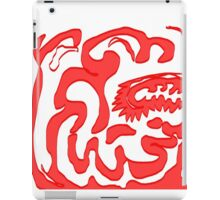 strong in reason iPad Case/Skin