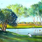 Morning Light, Waterford, Perth by Gregory Pastoll