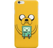 Jake & BMO Adventure Time iPhone Case/Skin