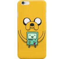 Jake & BMO Adventure Time iPhone Case/Skin