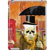 Sir Caveira em Londres iPad Case/Skin