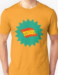 Wagon Christ - Tally Ho splat art Unisex T-Shirt