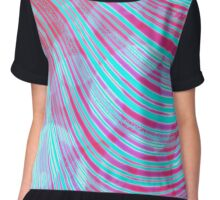 Abstract 3 Chiffon Top