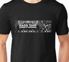 data base nada surf album cover gatot Unisex T-Shirt