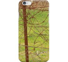 Tangled wire iPhone Case/Skin