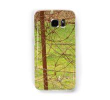 Tangled wire Samsung Galaxy Case/Skin