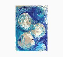 Blue swirl Unisex T-Shirt