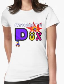 Dynamite Dux Womens Fitted T-Shirt