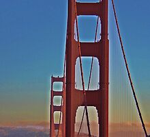 Golden Gate by Tracy LeMaster