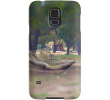 Shack in the distance Samsung Galaxy Case/Skin