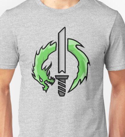 Genji Dragon Blade Logo Unisex T-Shirt