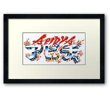 Apidya Framed Print