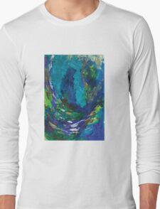 Something in the wave Long Sleeve T-Shirt