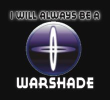 I will always be a WARSHADE by sbvert