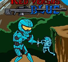 RvB Time! by Daks