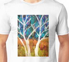 Aspen Trees Unisex T-Shirt