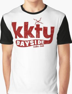 KKTY Bayside - Saved by the Bell Graphic T-Shirt