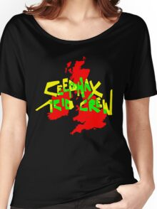 Ceephax Acid Crew Ceeland Women's Relaxed Fit T-Shirt