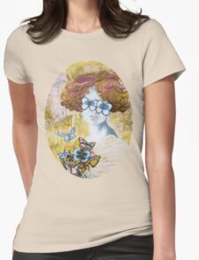Be My Eyes Womens Fitted T-Shirt