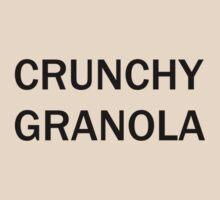 Crunchy Granola T-Shirt