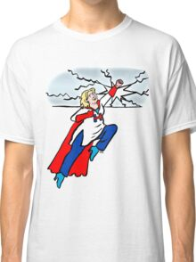 Shatter the Glass Ceiling Classic T-Shirt