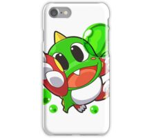 Bub from Bubble Bobble  iPhone Case/Skin