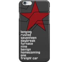 conditioning v2 iPhone Case/Skin
