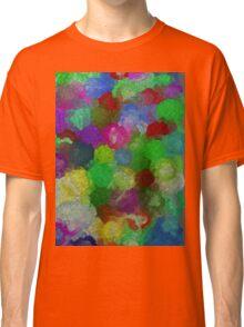 bubble flowers Classic T-Shirt