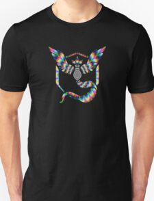 TEAM MYSTIC - PSYCHEDELIC Unisex T-Shirt