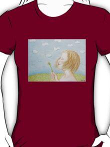 A dandelion T-Shirt