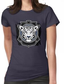 I am Tiger 578 Womens Fitted T-Shirt