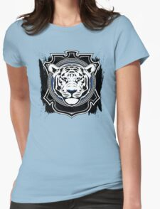 I am Tiger Womens Fitted T-Shirt