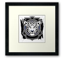 I am Tiger 578 Framed Print