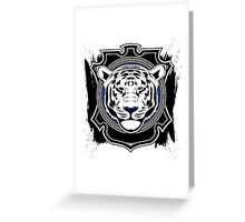 I am Tiger 578 Greeting Card