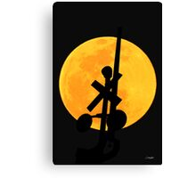 Night Crossing Canvas Print