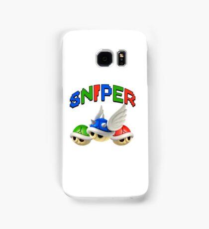 Mario Kart Shell Sniper Samsung Galaxy Case/Skin