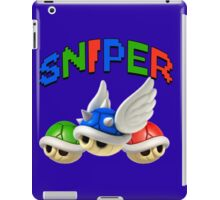 Mario Kart Shell Sniper iPad Case/Skin