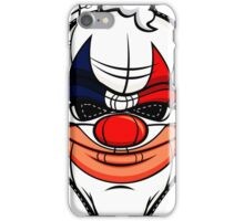 Clown 578 iPhone Case/Skin