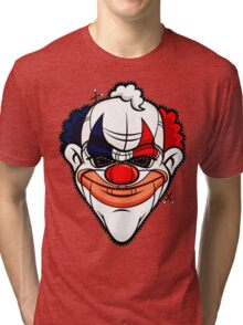 Clown Tri-blend T-Shirt