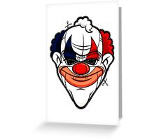Clown 578 Greeting Card