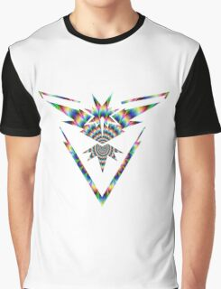 TEAM INSTINCT - PSYCHEDELIC Graphic T-Shirt