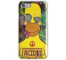Homer simpson iPhone Case/Skin